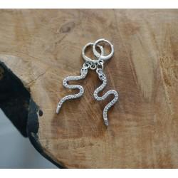 Mini créoles Serpent