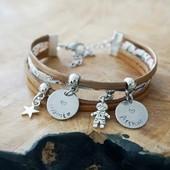 ⭐ Un bracelet gravé à personnaliser pour un cadeau unique 😍  - Il est à retrouver dans la collection bracelet : https://www.dansmonatelier.fr/fr/25-bracelet  👉 les bijoux sont crées sous 2/3 jours 👉 envoi avec la poste en suivi  à bientôt Aurelie  #mamie #bracelet #braceletgravé #faitmain #madeinfrance